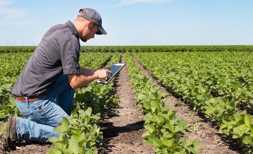 Maatalouden digitalisaatio
