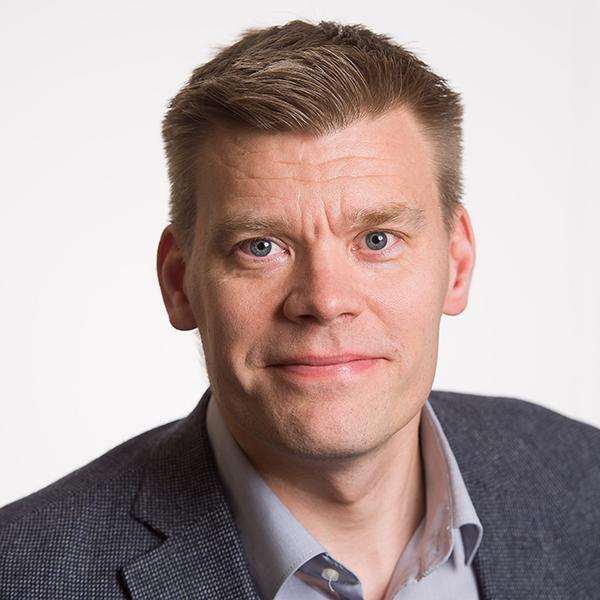 Anssi Kärkkäinen, Kyberturvallisuuspalveluista vastaava johtaja, Cinia Oy