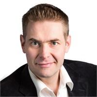 Jarno Laitinen, liiketoimintajohtaja, Alueelliset kuituverkot, Cinia Oy